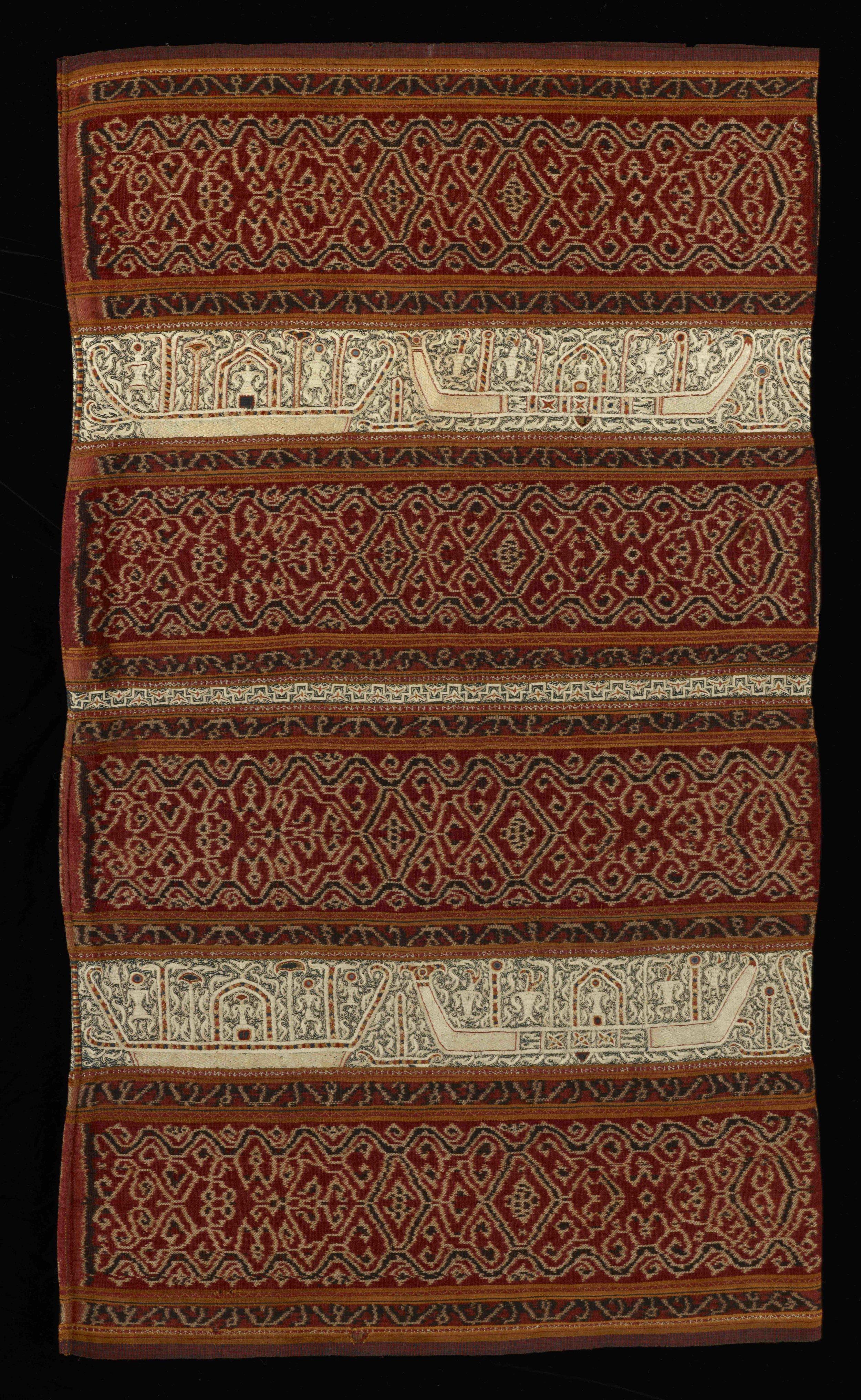 Woman's Ceremonial Skirt | Tapis © Dallas Museum of Art | Texas, USA