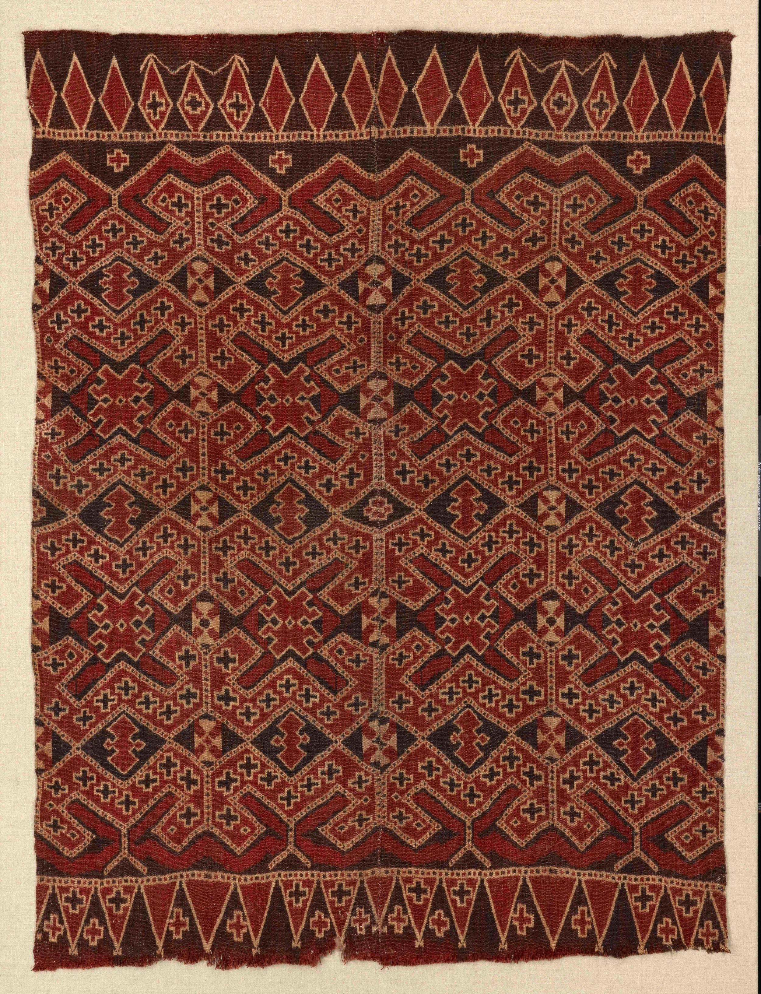Shroud or Ceremonial Hanging | Papori To Noling © Dallas Museum of Art | Texas, USA