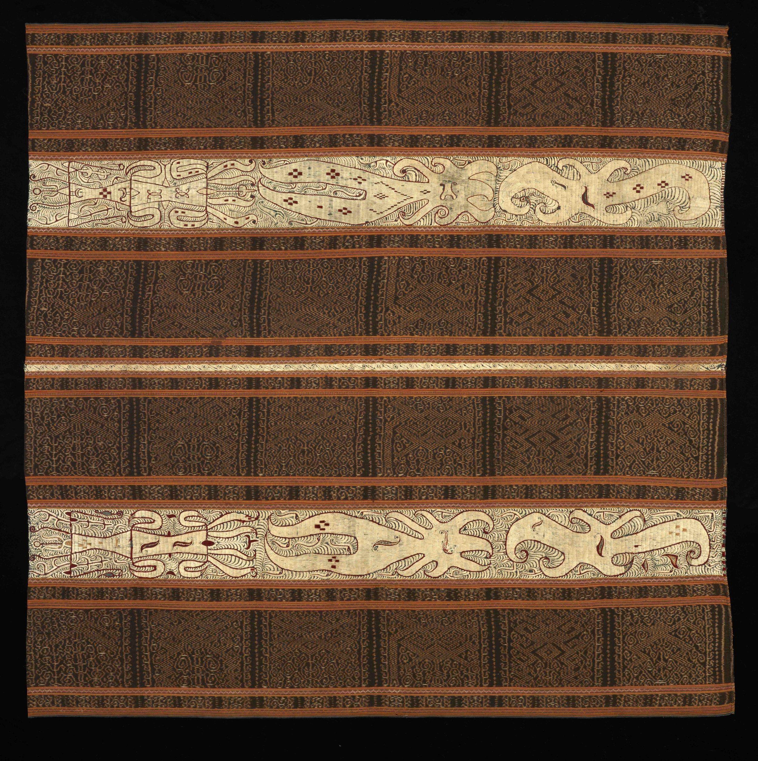 Woman's Ceremonial Skirt | Tapis Inu © Dallas Museum of Art | Texas, USA