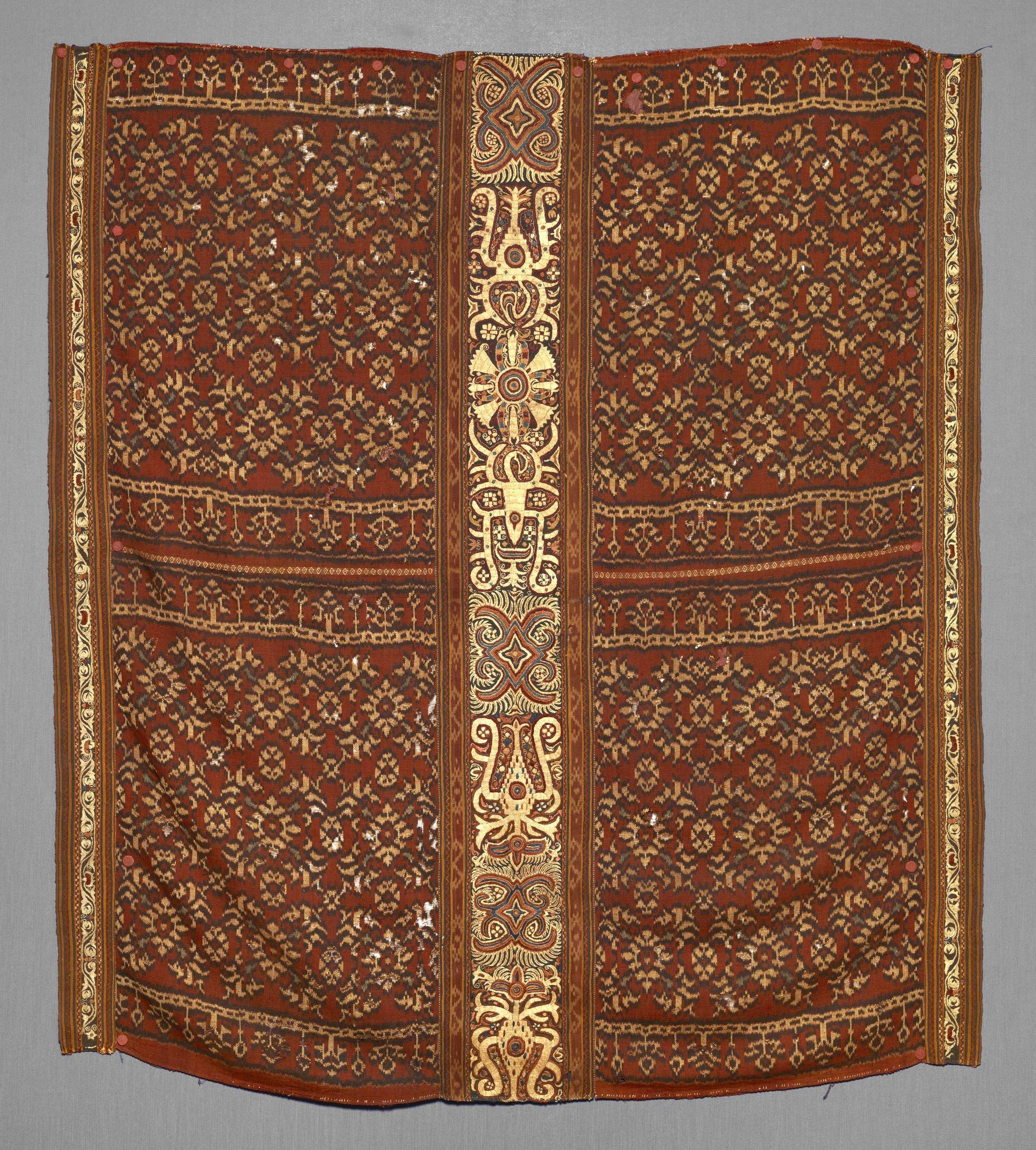 Woman's Ceremonial Skirt | Tapis © Yale University Art Gallery | Connecticut, USA