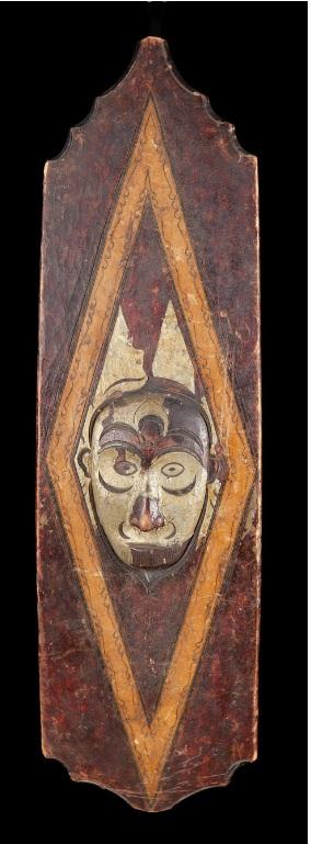 Warrior's Shield © Nationaal Museum van Wereldculturen | The Netherlands