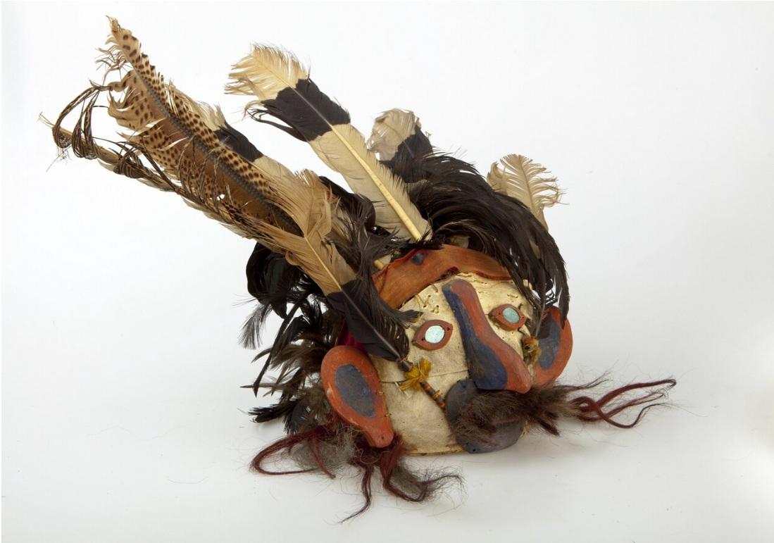Dayak Warrior's Headdress © Nationaal Museum van Wereldculturen | The Netherlands
