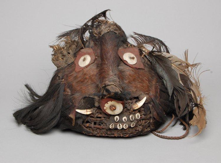 Kayan Warrior's Headdress © The British Museum | United Kingdom