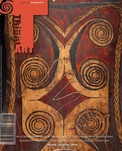 Tribal Art Magazine Issue #85 Autumn 2017