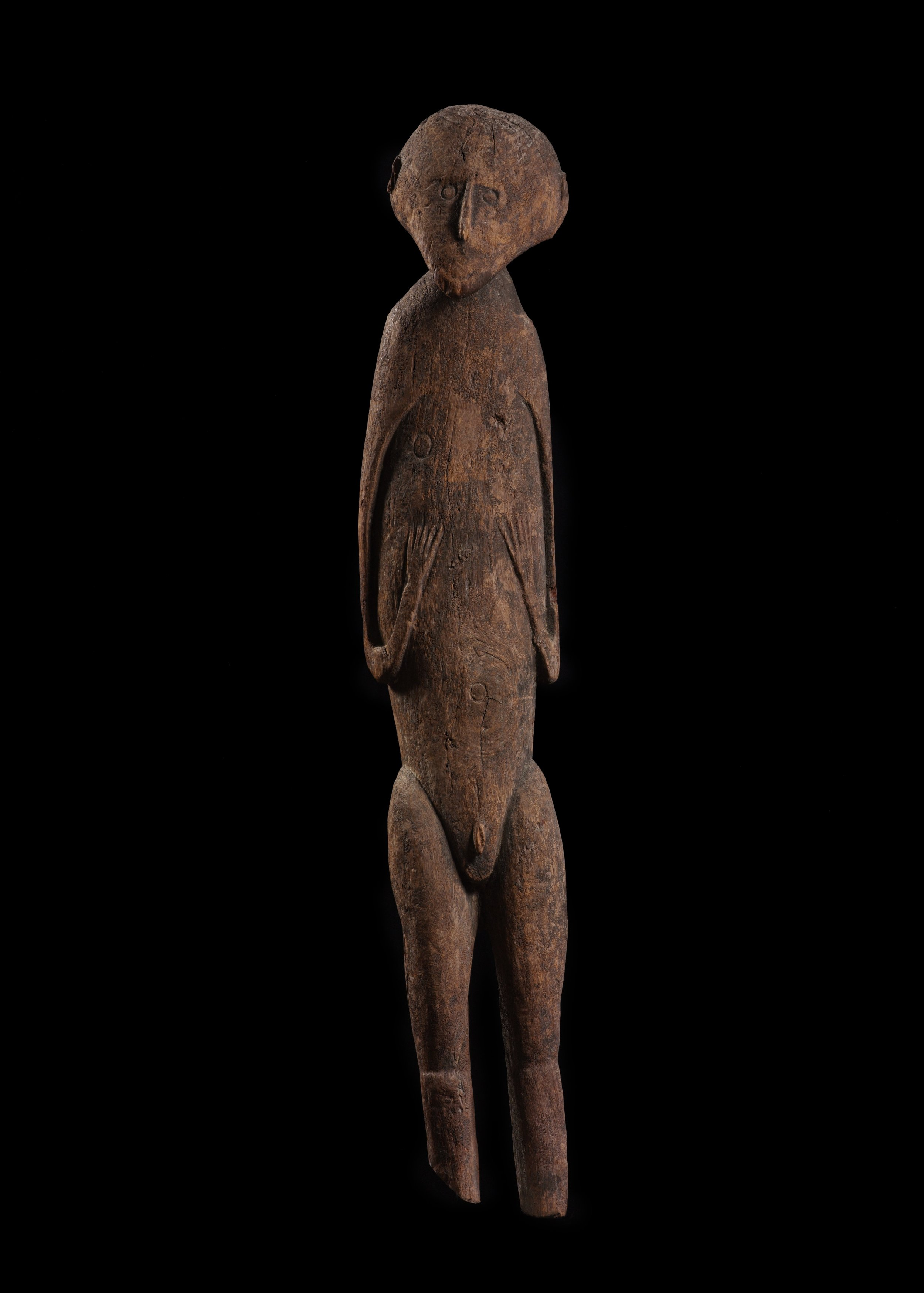 Ancestor Figure | West Papua © de Young | Fine Arts Museums of San Francisco