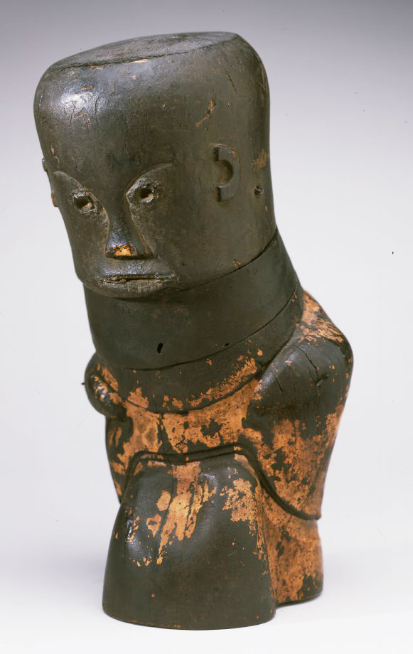 Batak Shaman's Container | North Sumatra © de Young | Fine Arts Museums of San Francisco