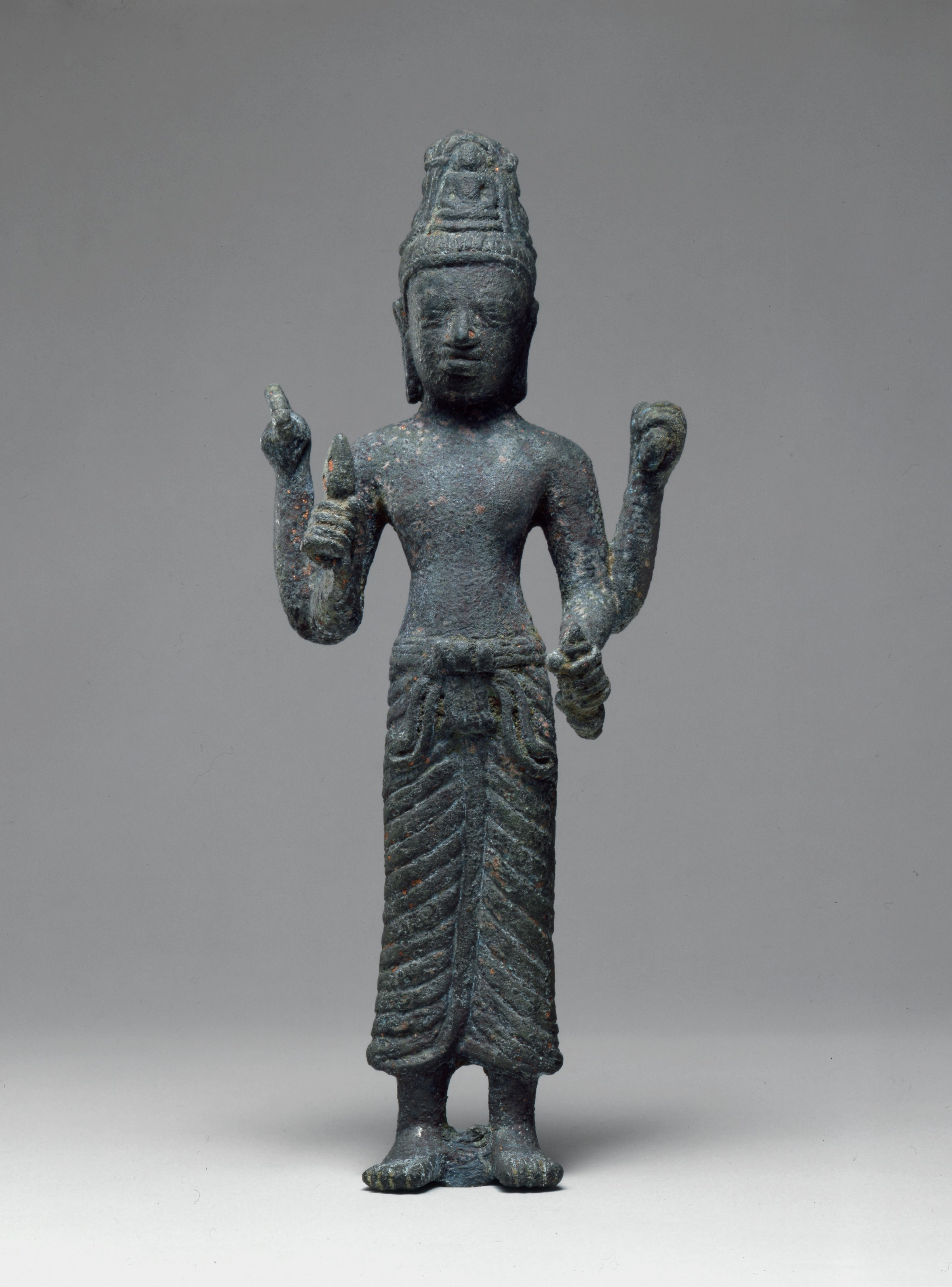 Indonesian Bronze Bodhisattva Avalokiteshvara © Asian Art Museum of San Francisco