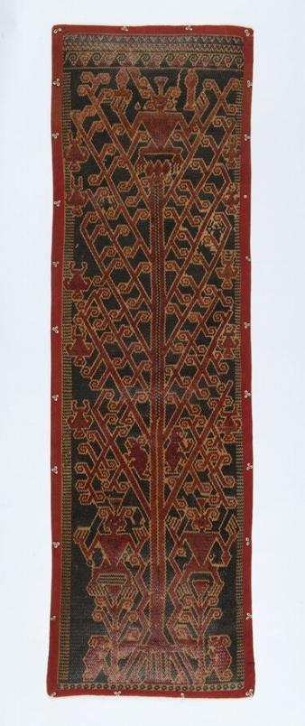 Ceremonial Plaited Mat | Before 1893 © Nationaal Museum van Wereldculturen | The Netherlands