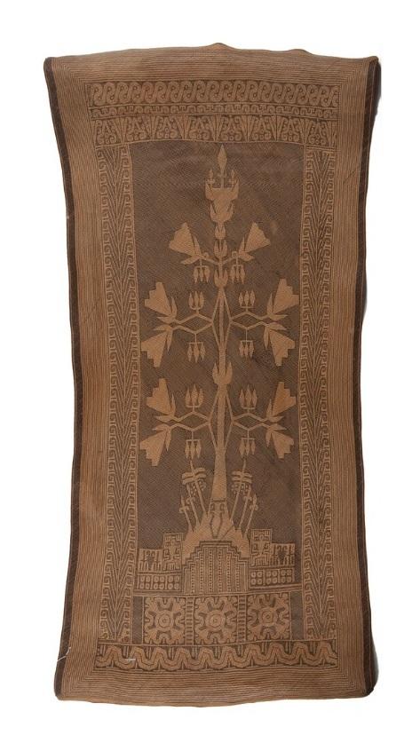 Ceremonial Plaited Mat | Early 20th Century © Nationaal Museum van Wereldculturen | The Netherlands