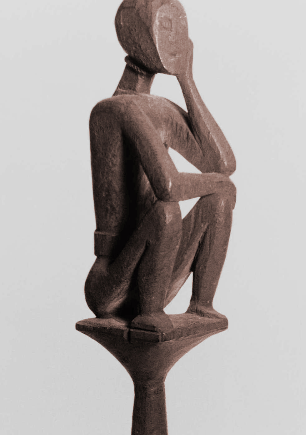Kayan Storage Hook Finial | Borneo © University of Pennsylvania Museum of Archaeology and Anthropology