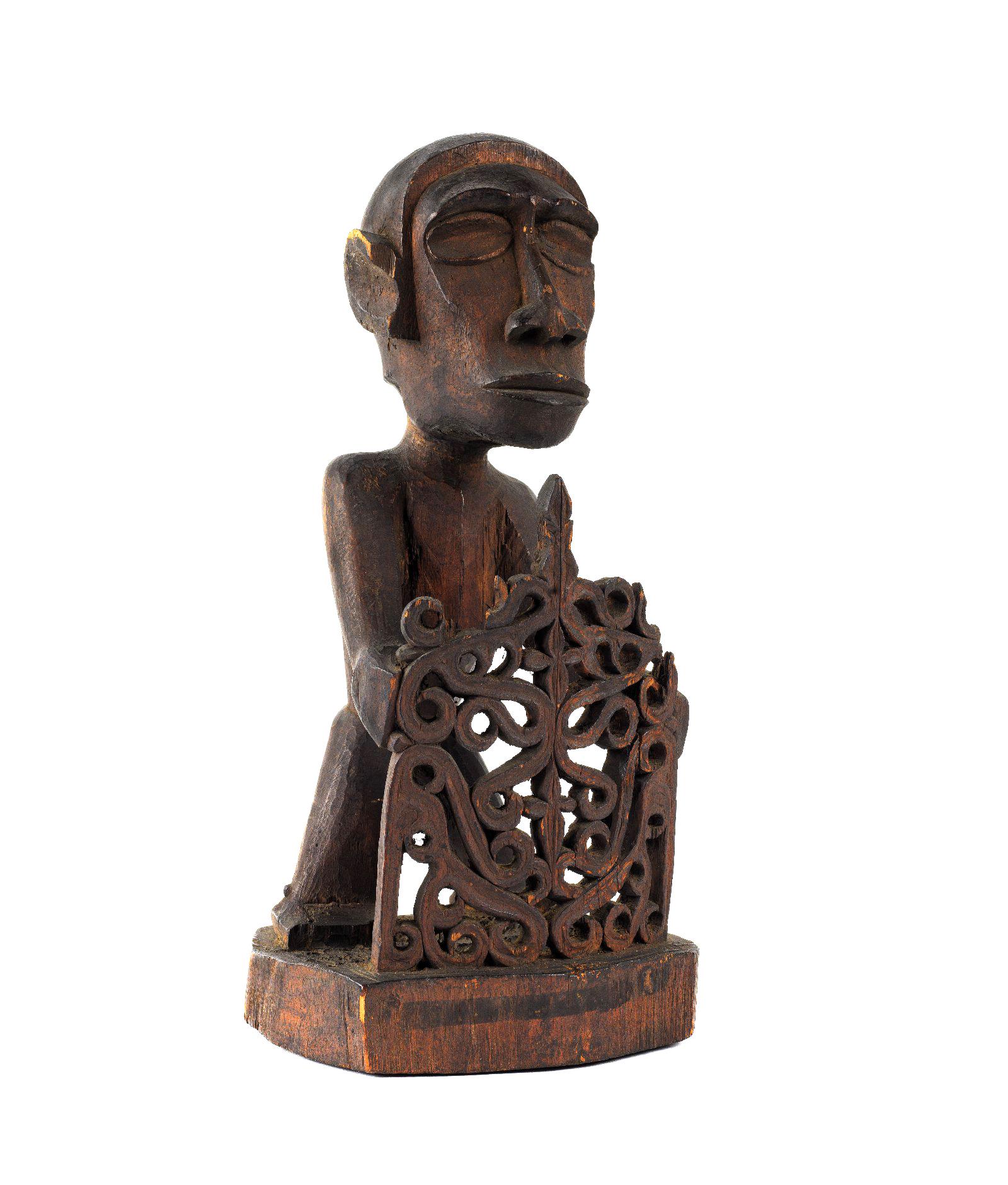 Ancestor Figure |  Korwar  | West Papua New Guinea © University of Pennsylvania Museum of Archaeology and Anthropology