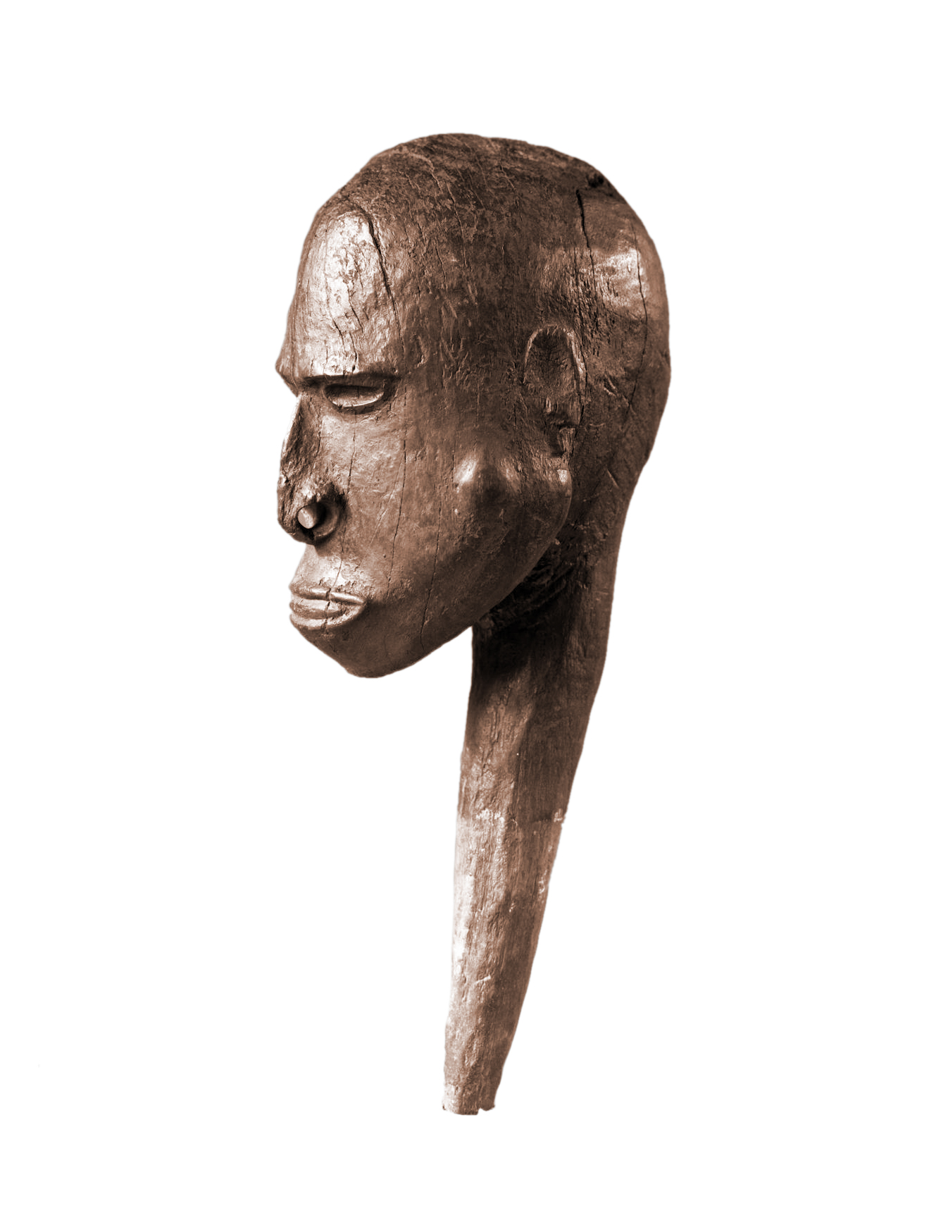 Ceremonial Flute Stopper | New Guinea © University of Pennsylvania Museum of Archaeology and Anthropology