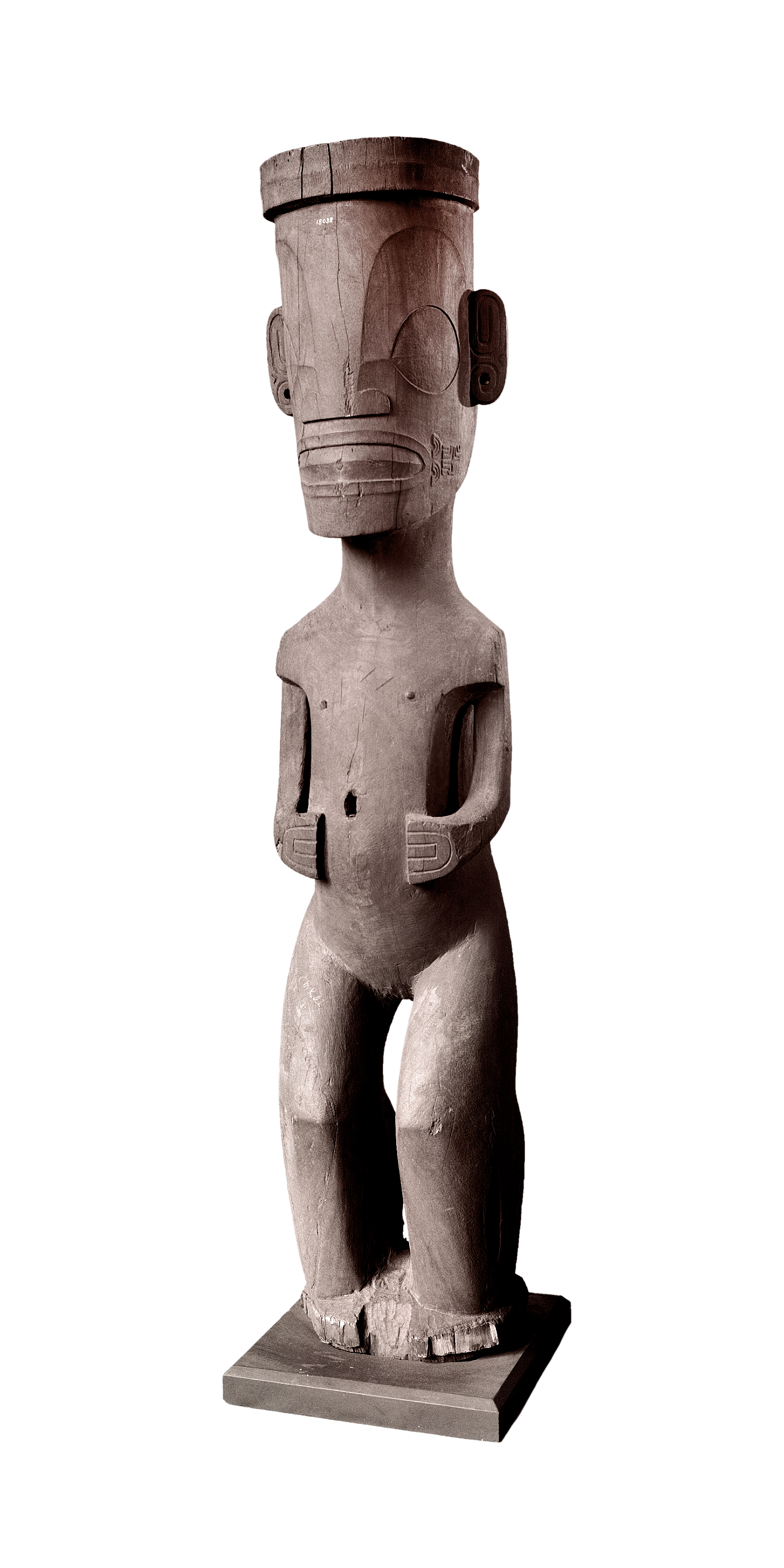 Tiki | Marquesas Islands © University of Pennsylvania Museum of Archaeology and Anthropology