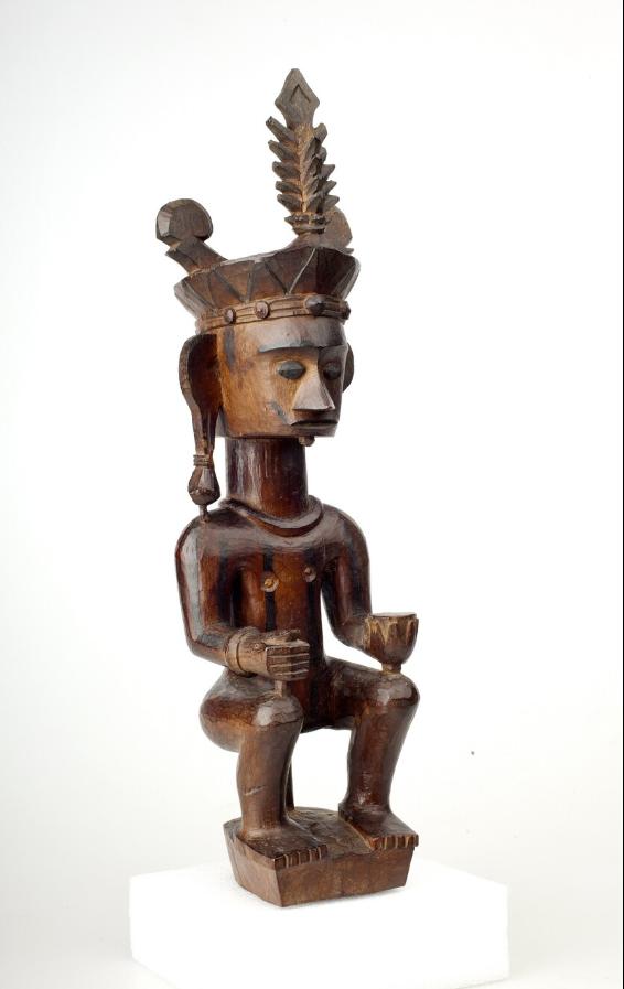 Ancestor Figure, Batu Islands, Nias | Late 19th Century © Nationaal Museum van Wereldculturen | The Netherlands
