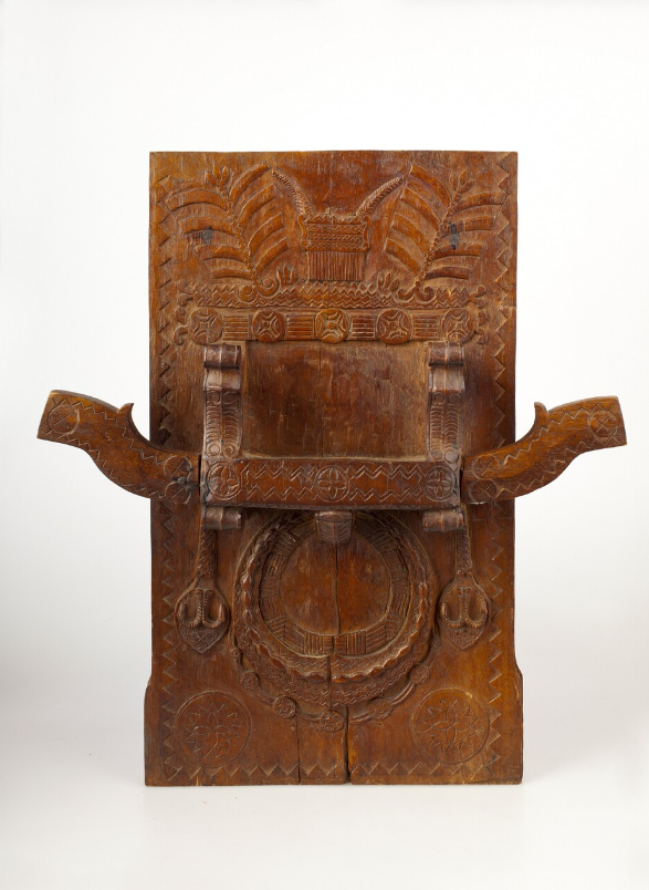 Altar Panel, Batu Islands, Nias | Late 19th Century © Nationaal Museum van Wereldculturen | The Netherlands