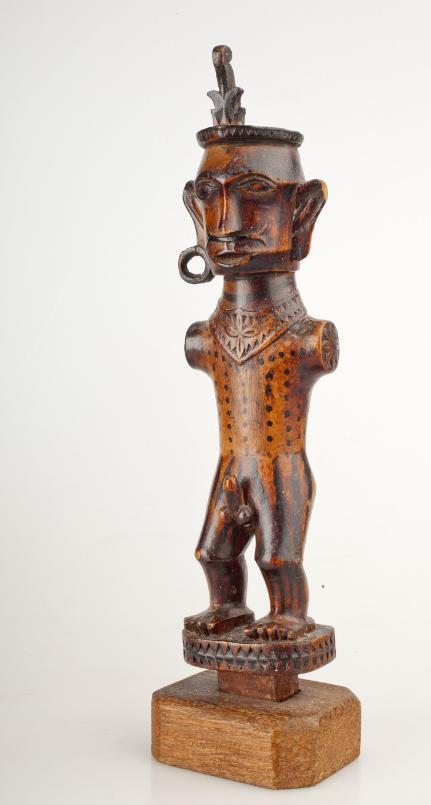Ancestor Figure from an Altar, Batu Islands, Nias | 19th Century © Nationaal Museum van Wereldculturen | The Netherlands