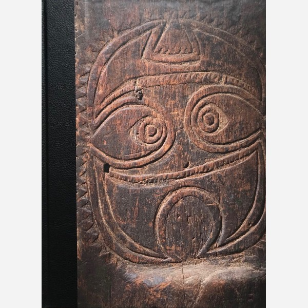 War Art & Ritual | Shields from the Pacific Volume 2 | Melanesia Image courtesy of Bill Evans