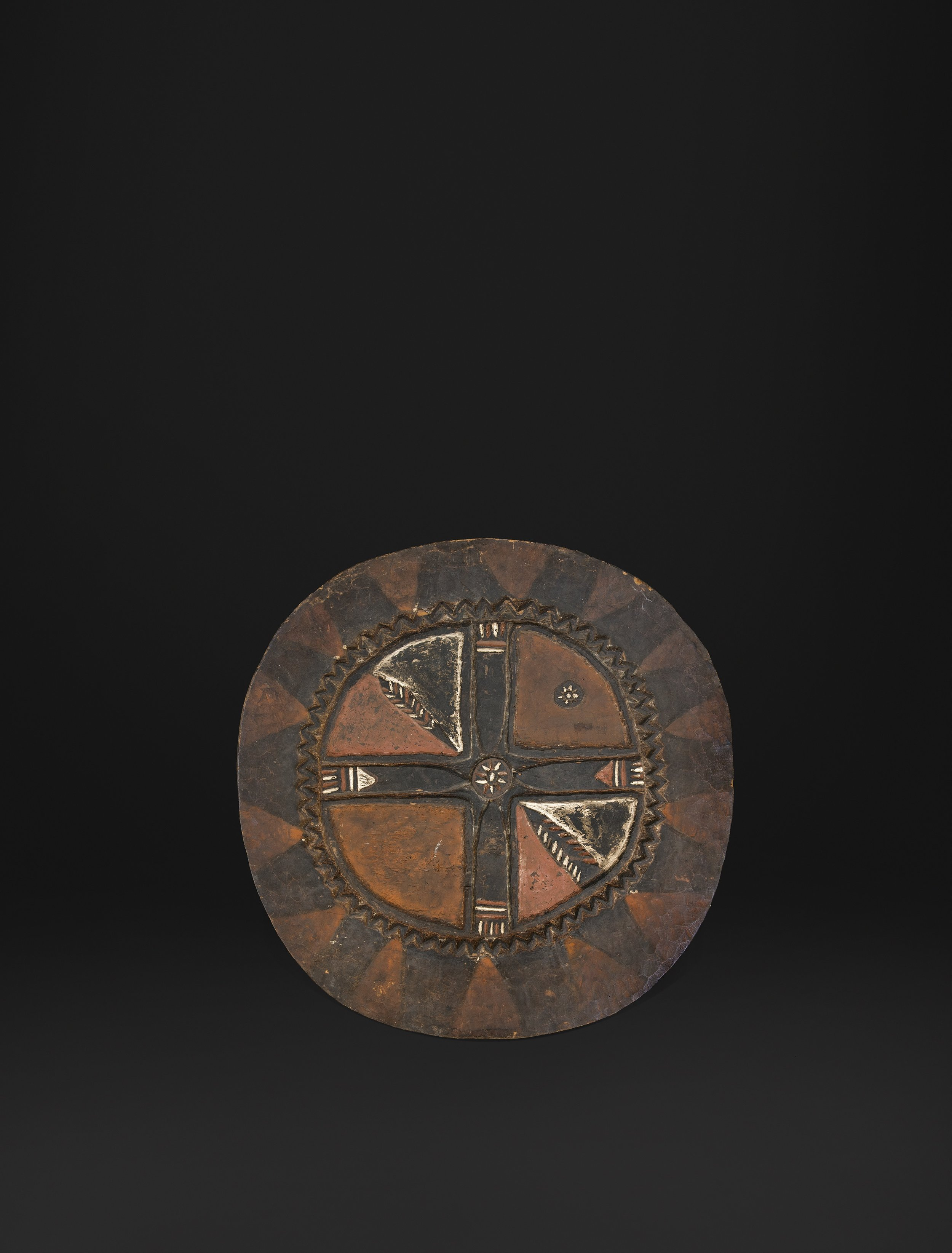 Astrolabe Bay, North Coast, New Guinea, 19th century, No. A.7415, South Australian Museum, Adelaide.. Image courtesy of Bill Evans