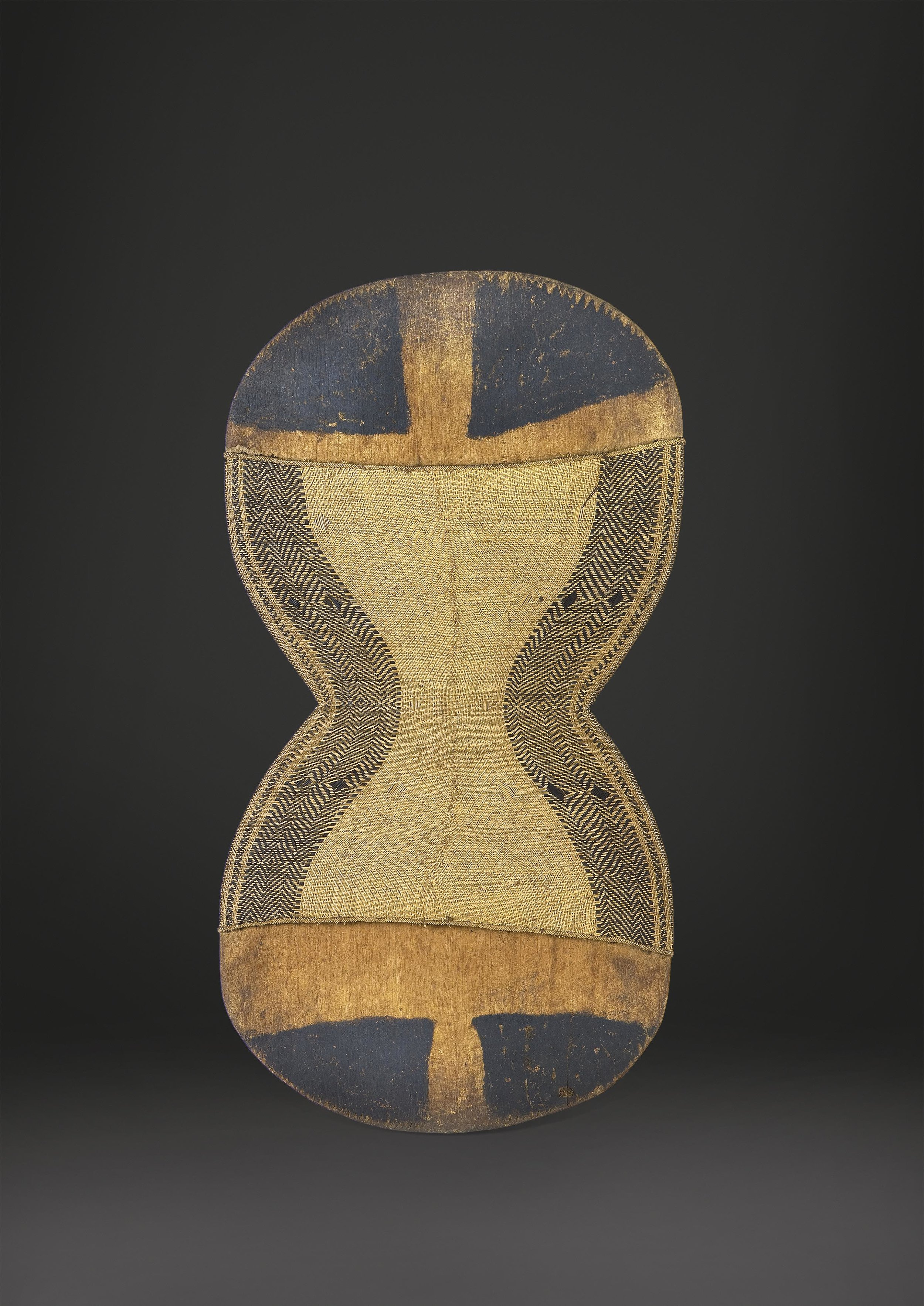 Motu or Malu, Central Province, New Guinea, 19th century. Image courtesy of Bill Evans