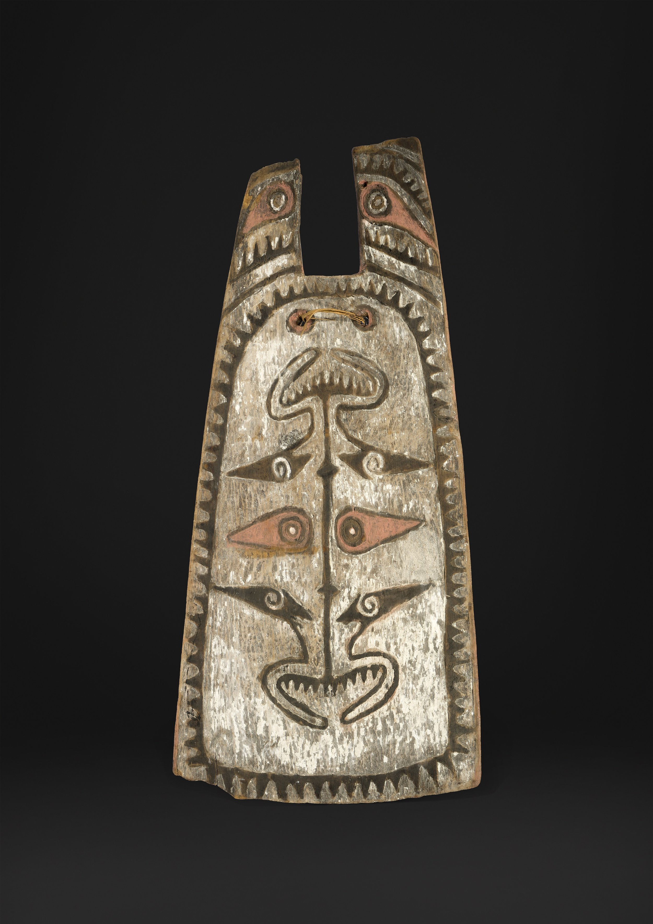 Elema people, Papuan Gulf, 19th century, inv. no. A.46688, South Australian Museum, Adelaide. Image courtesy of Bill Evans