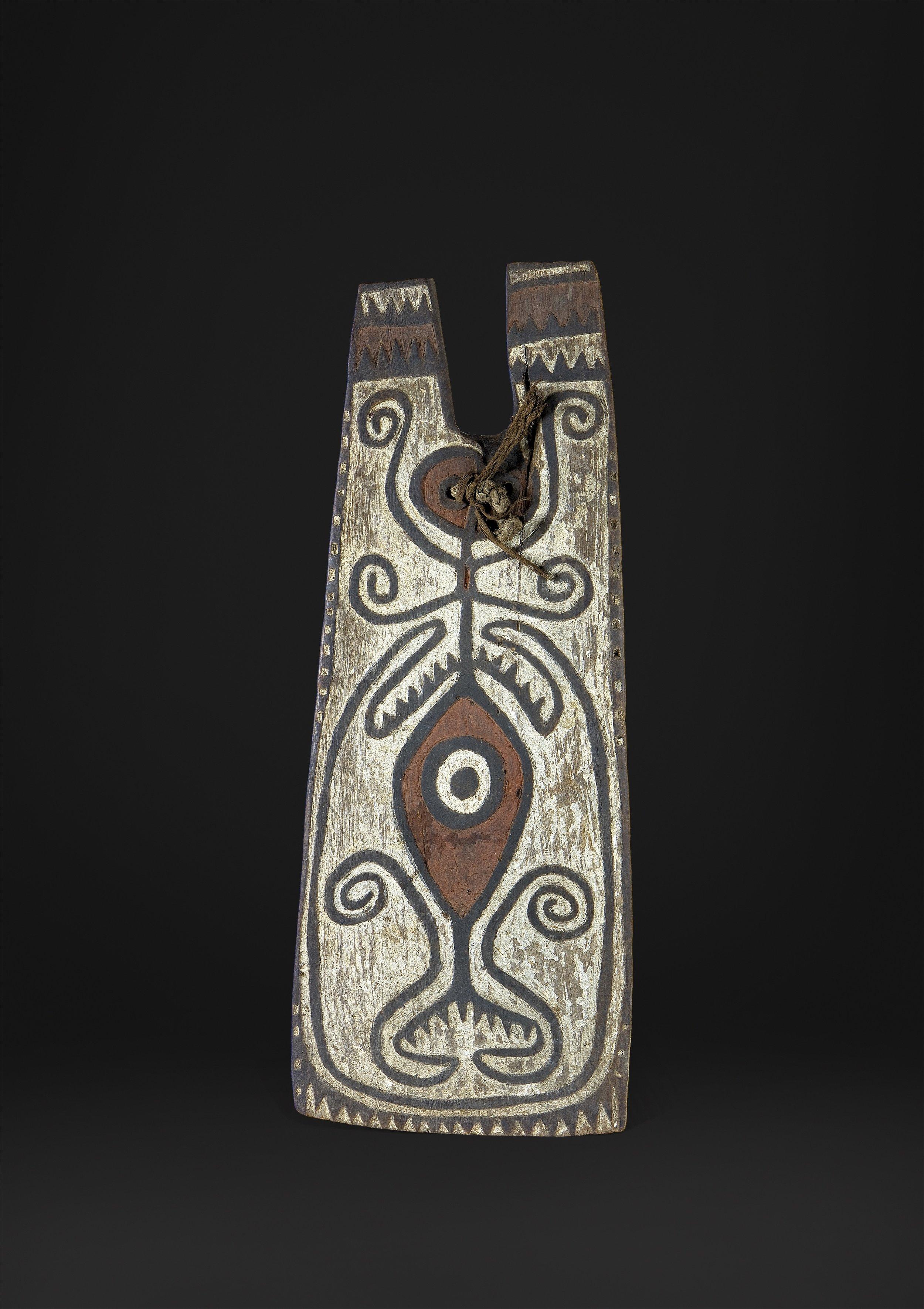 Elema people, Papuan gulf, New Guinea, 19th century, inv. no. E023103, Australian Museum, Sydney. Image courtesy of Bill Evans