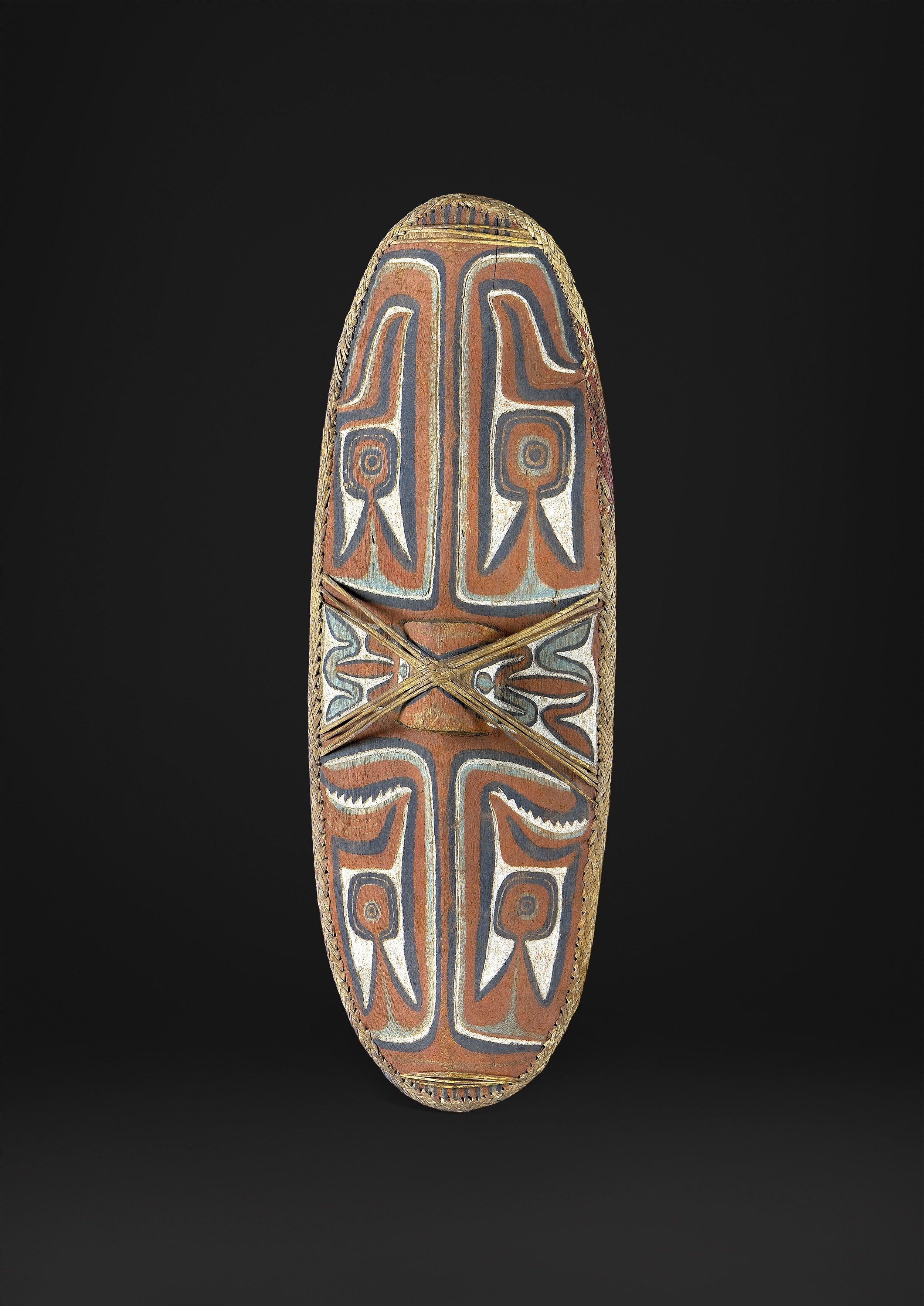 Sulka people, New Britain, ca 1900, inv. no. E60384, Australian Museum, Sydney. Image courtesy of Bill Evans