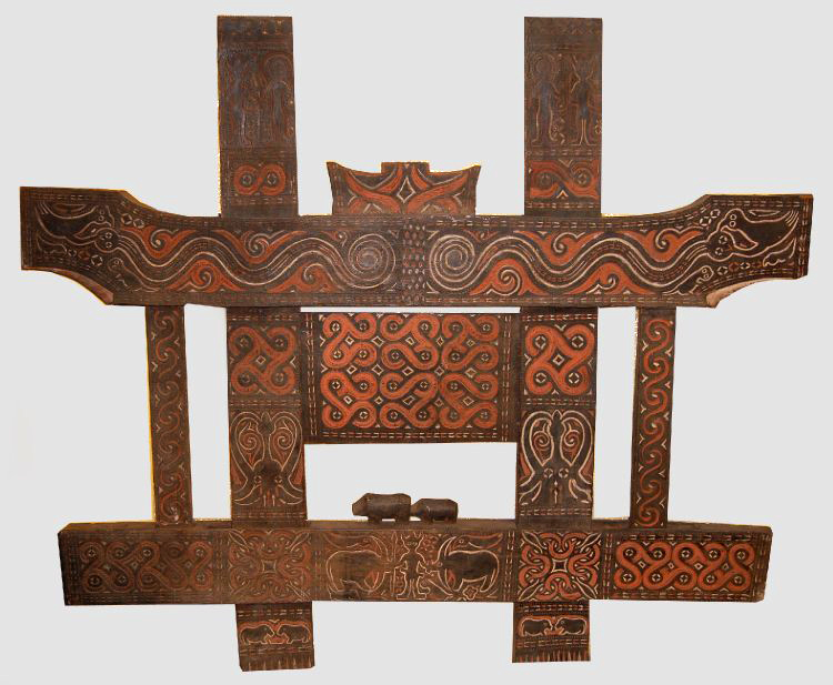 Sacred House Divider |  Ampang Bilik  © The British Museum | United Kingdom