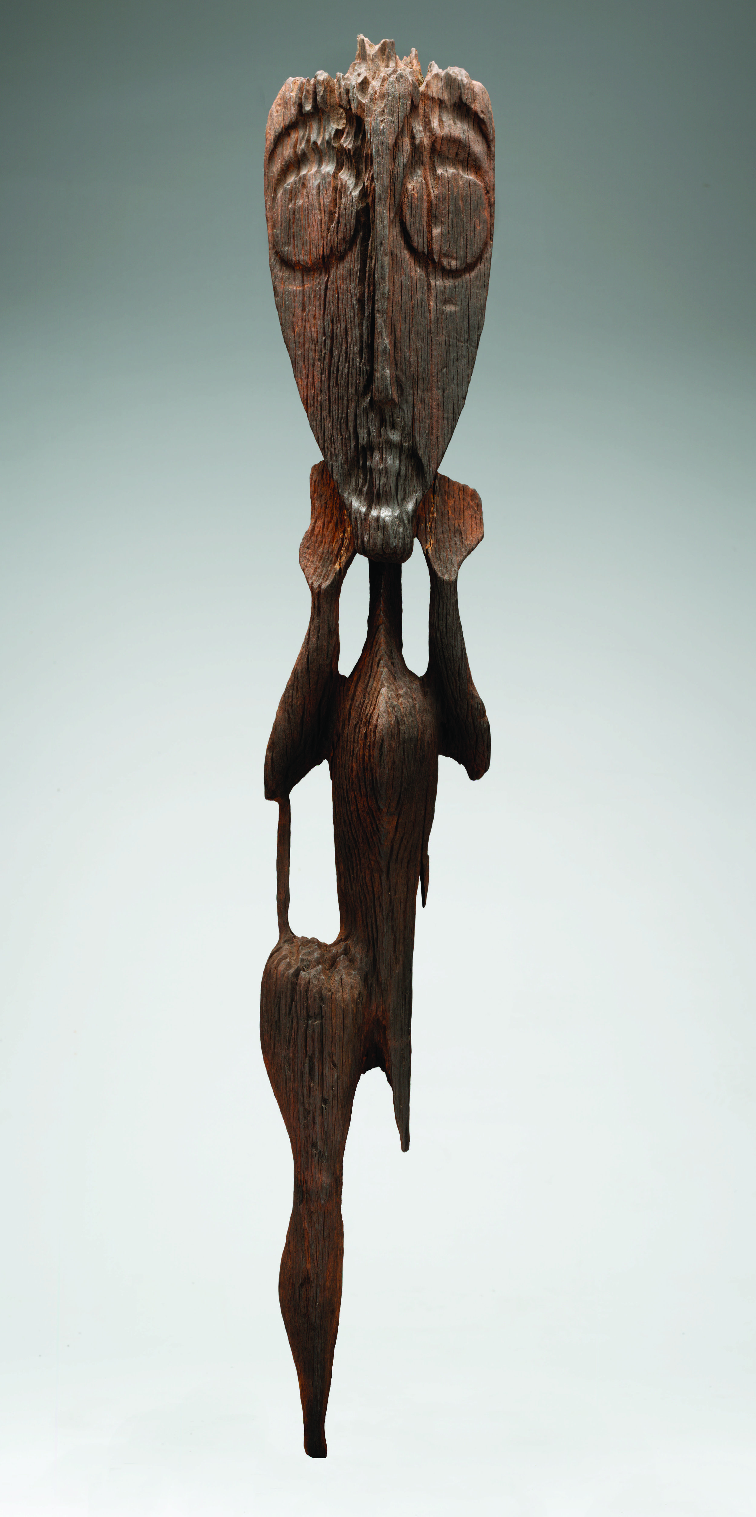 Standing Guardian Figure    Tepatung  © The Dallas Museum of Art   Texas, USA