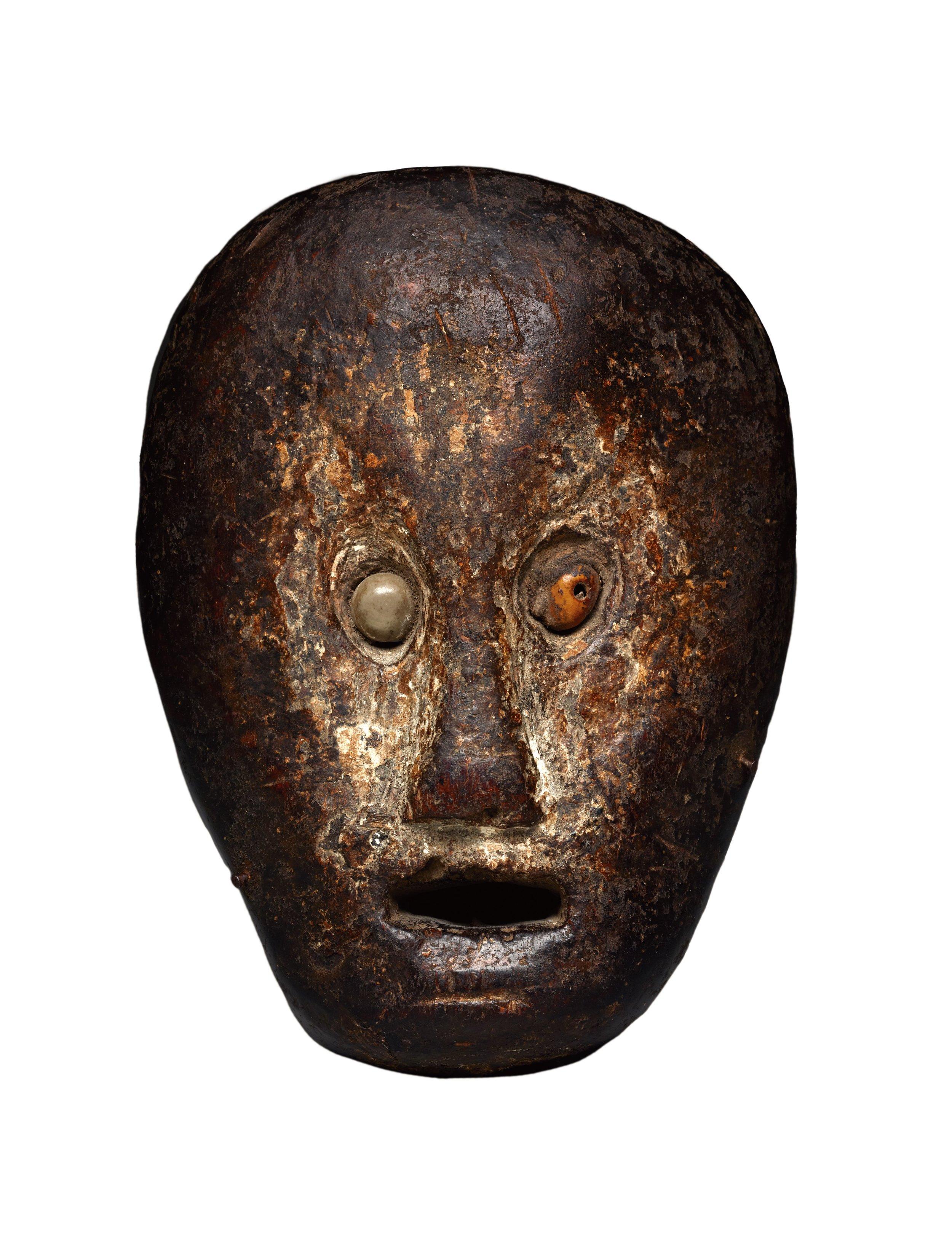 Belu  Ceremonial Mask    Biola  © The Dallas Museum of Art   Texas, USA