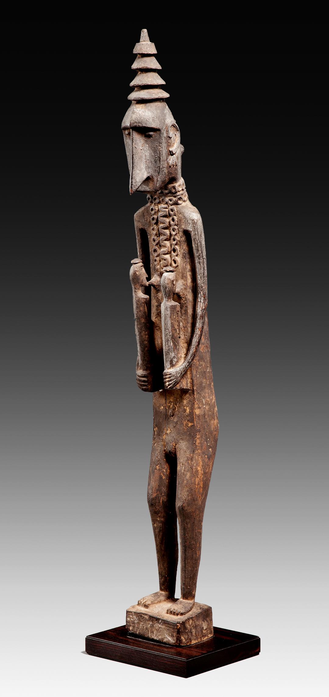 Shrine Figure of Deity    Lebu-Hmoru  © Eskenazi Museum of Art   Indiana, USA