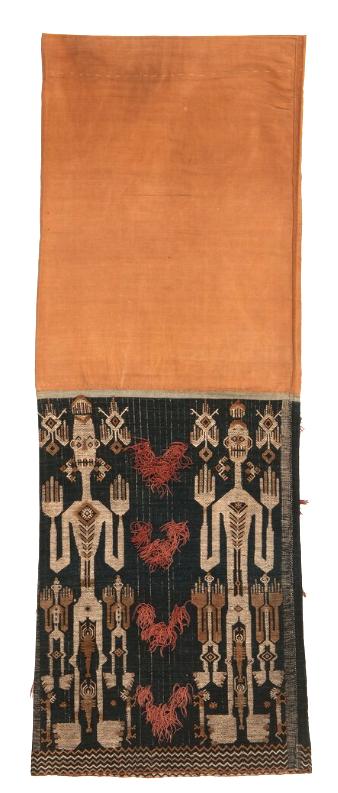 Woman's Ceremonial Sarong    Lau Pahudu  © Nationaal Museum van Wereldculturen   The Netherlands