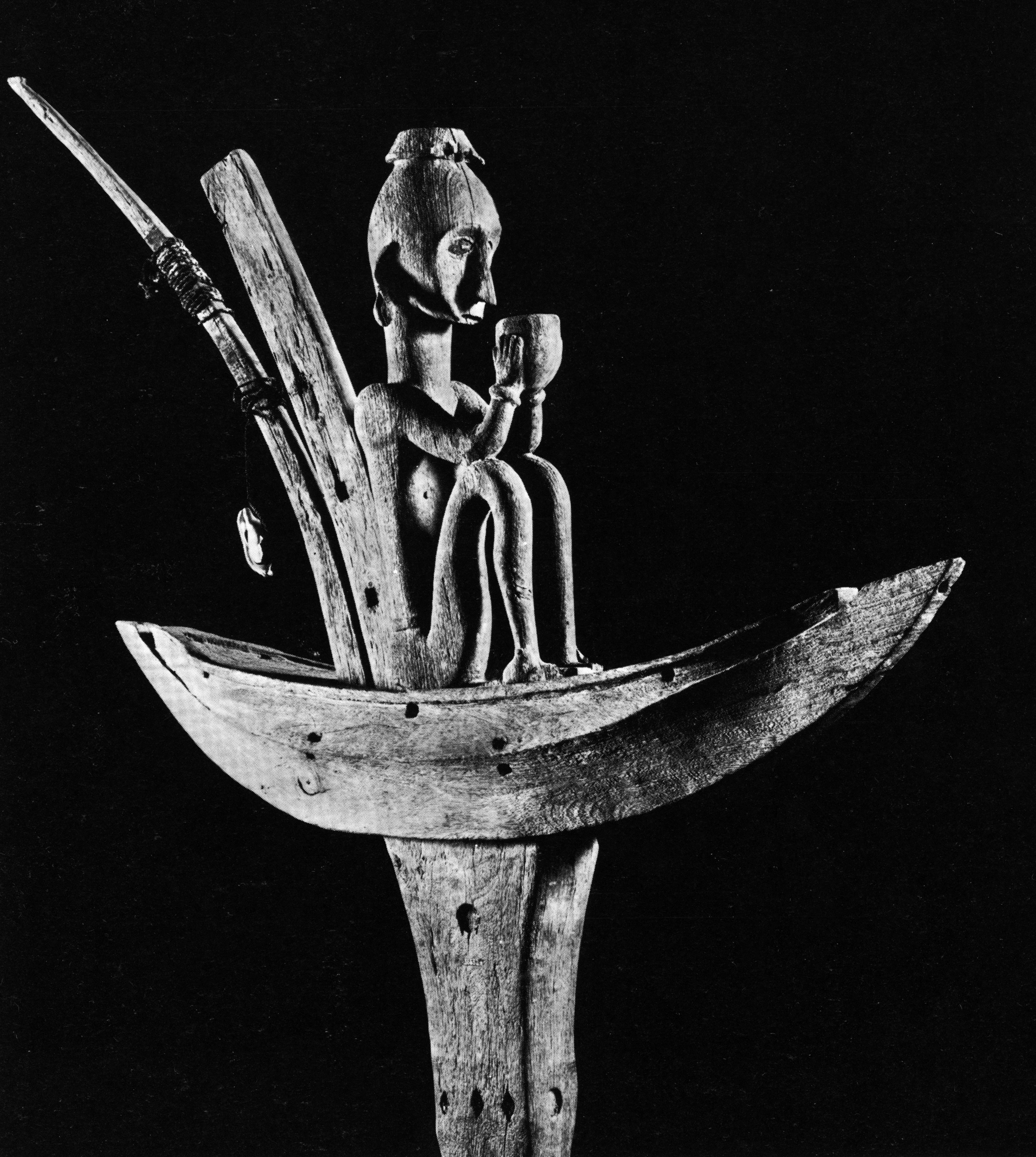 Ancestral Shrine Figure   Lamiaha © Rautenstrauch-Joest Museum   Germany