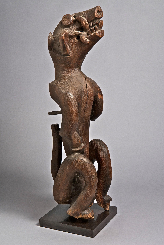 Mythical Animal Table Leg © Yale University Art Gallery | Connecticut, USA