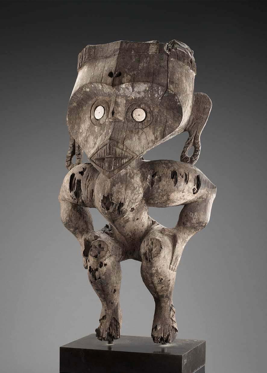 Guardian Figure © Museum of Fine Arts, Boston | Massachusetts, USA