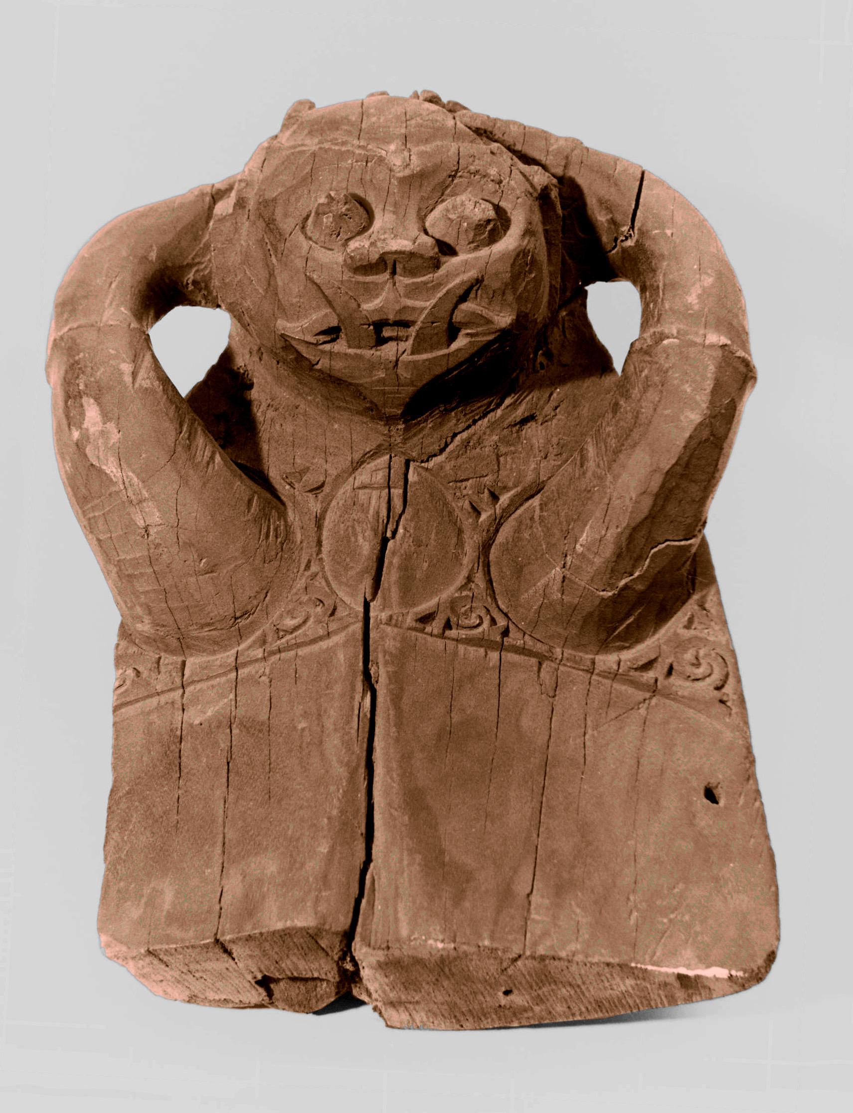 Carved Canoe Prow Ornament © Penn Museum | Pennsylvania, USA