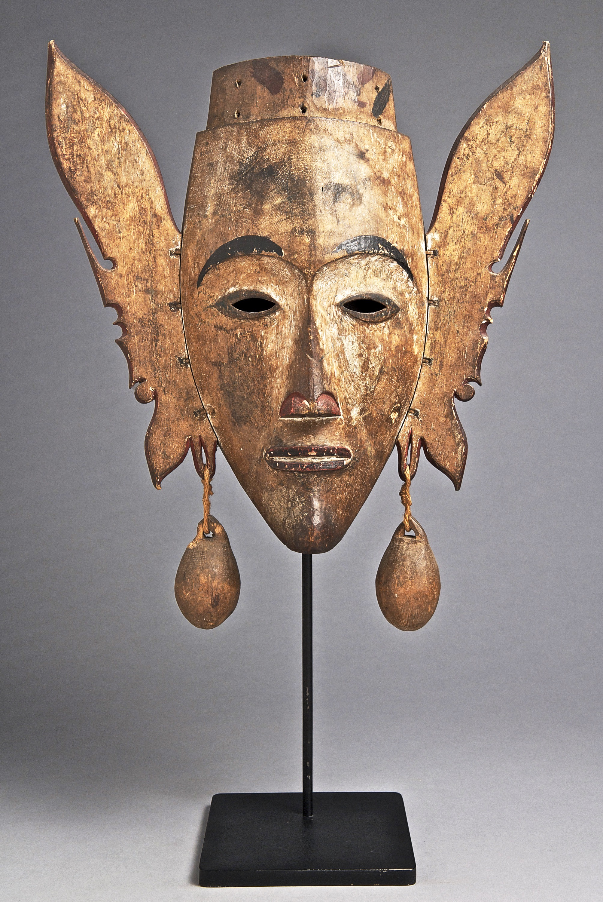 Mask Used in Healing Ceremonies © Yale University Art Gallery | Connecticut, USA