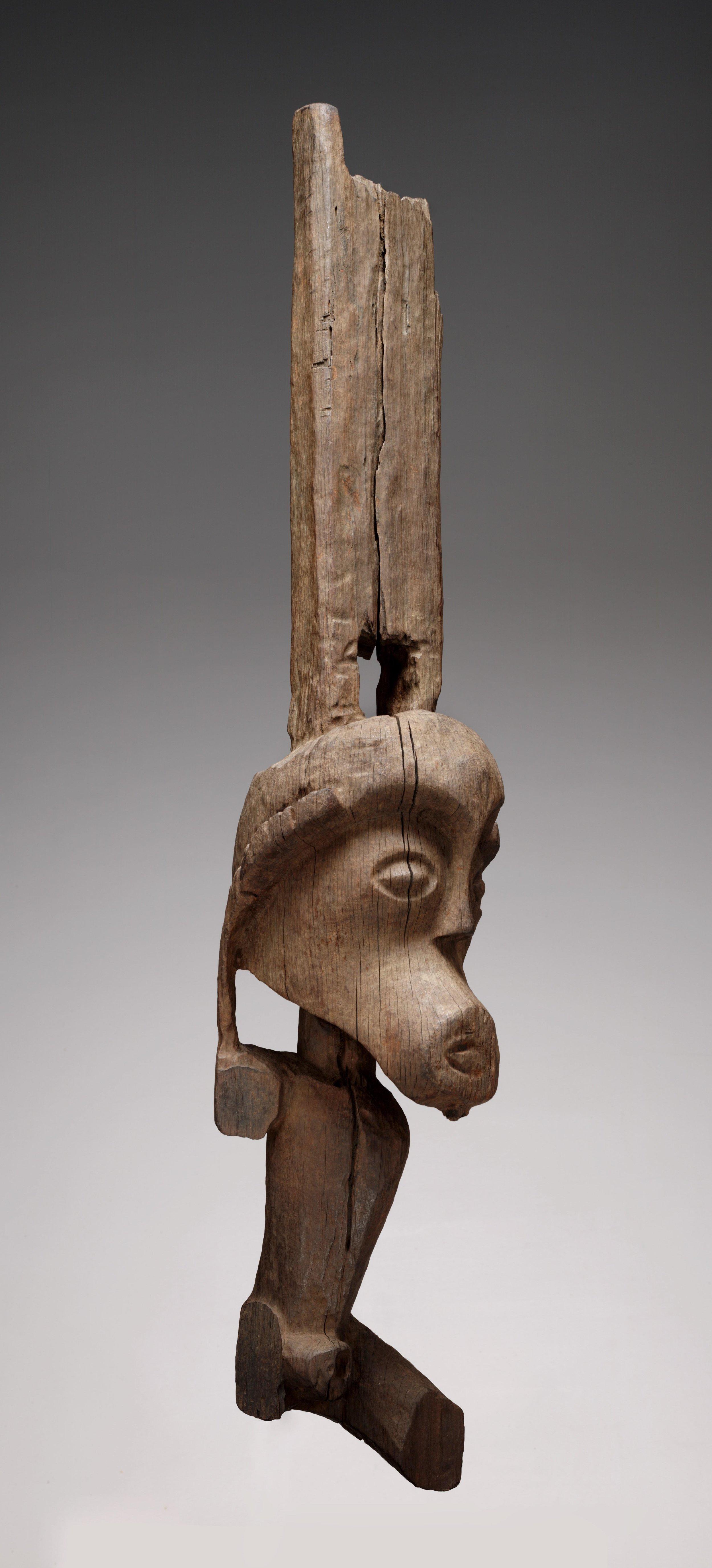 Tutelary Figure © The Dallas Museum of Art | Texas, USA