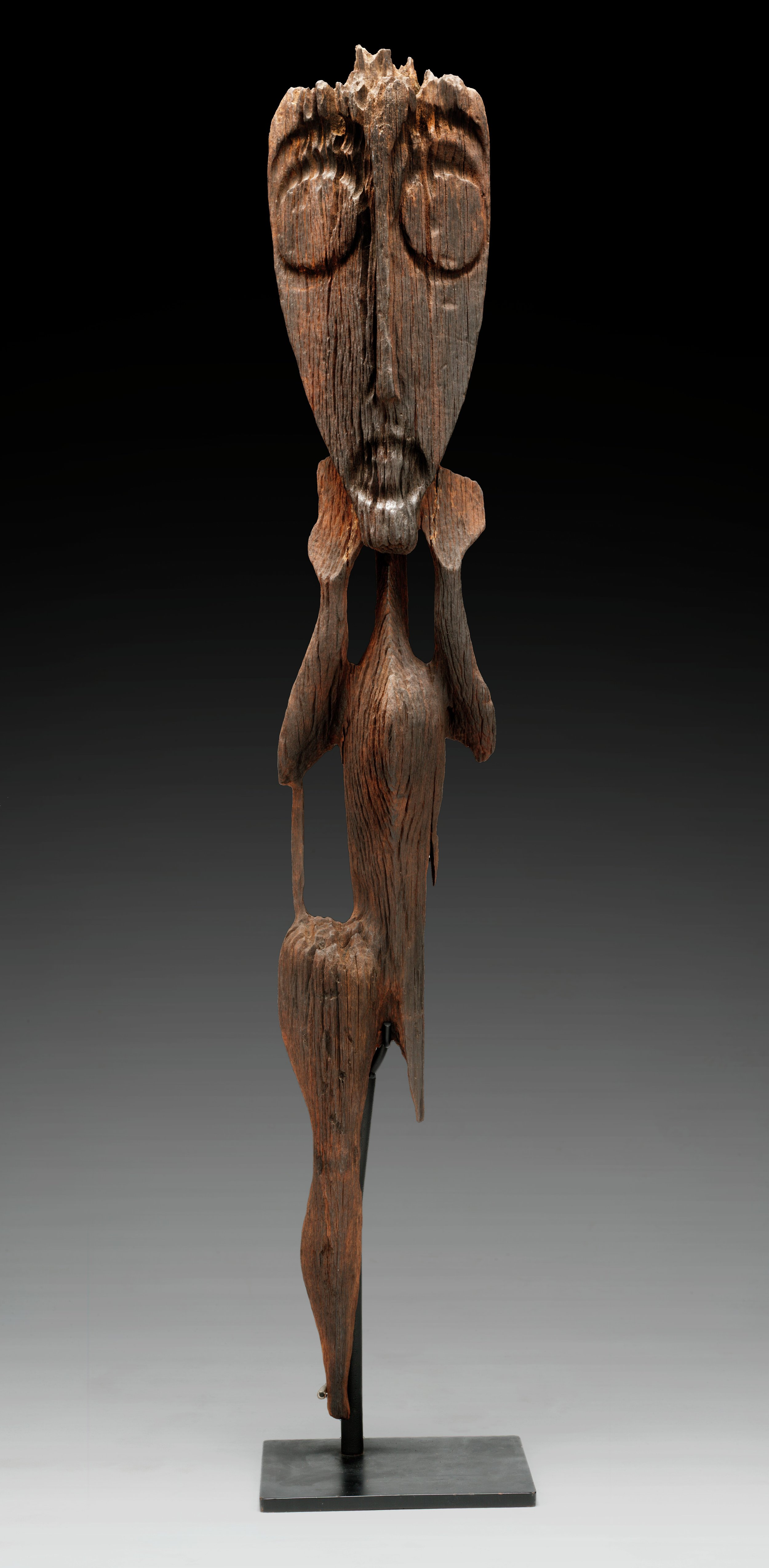 Standing Guardian Figure |  Tepatung  © The Dallas Museum of Art | Texas, USA