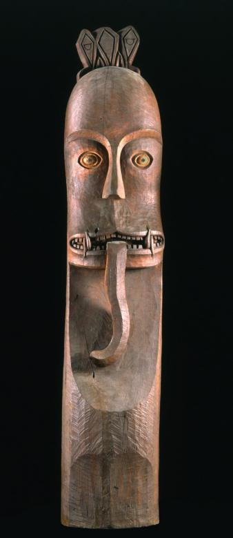 Sacrificial Post |  Sapundu  © Staatliche Museen zu Berlin | Germany