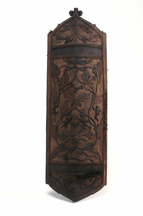 Warrior's Ceremonial Shield © Asian Civilisations Museum | Singapore