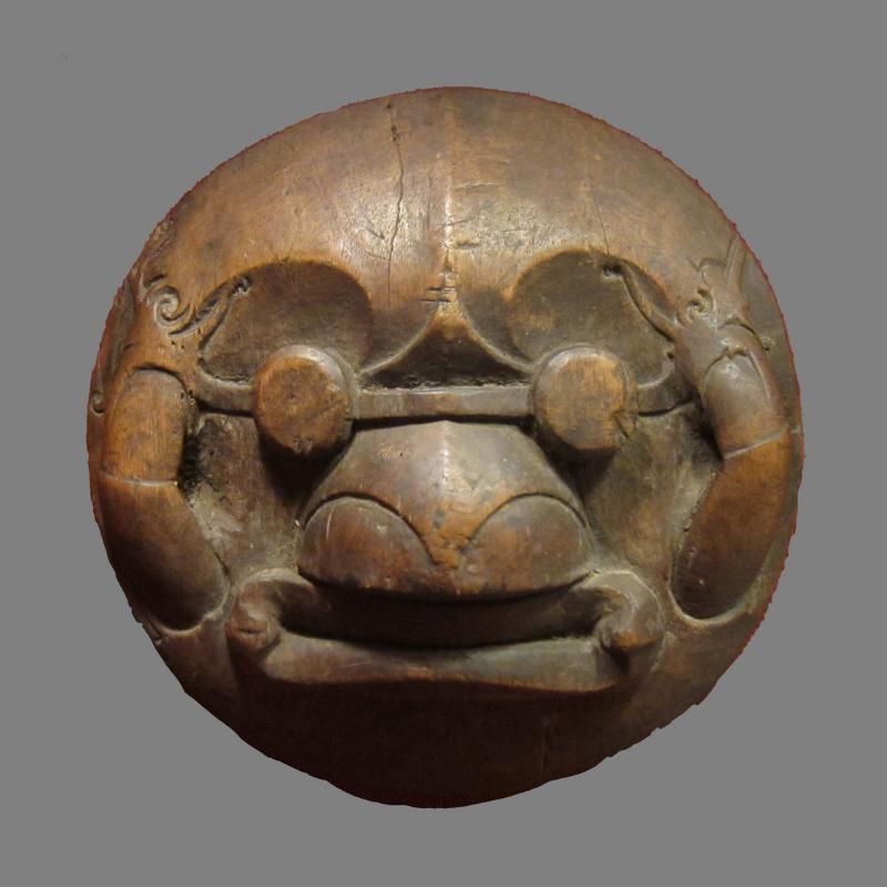 Figurative Jar Lid © Honolulu Museum of Art | Hawaii, USA