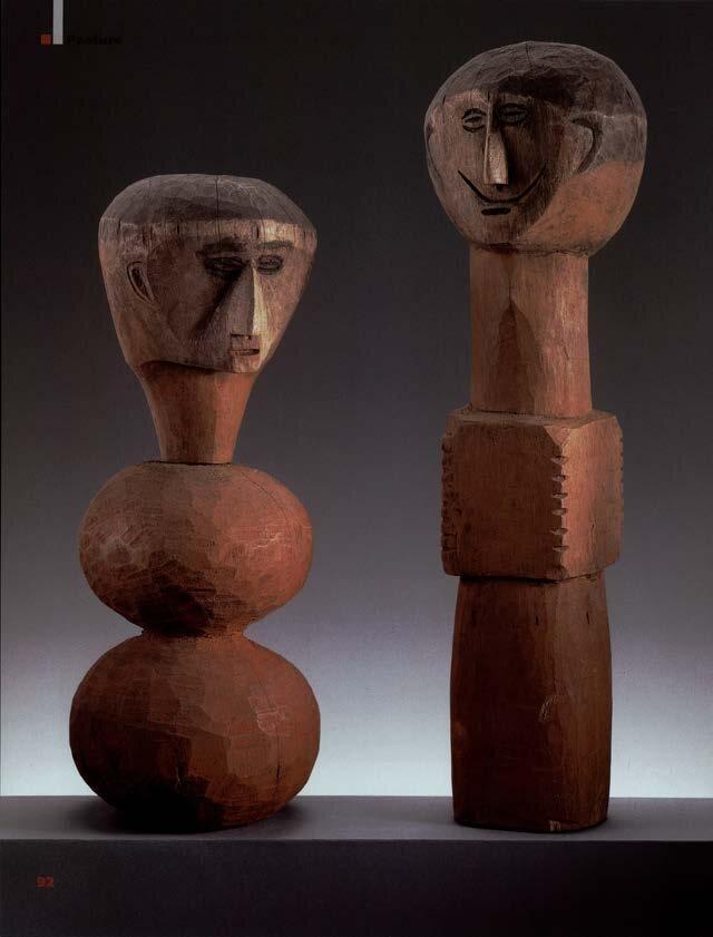 Tribal Art Magazine Ruth Barnes