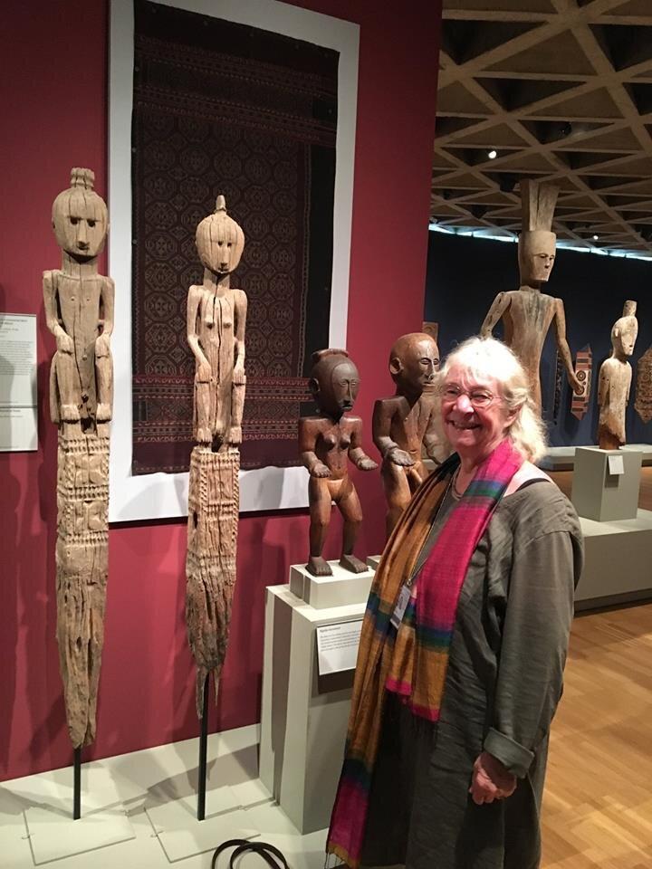 Art of the Ancestors Ruth Barnes