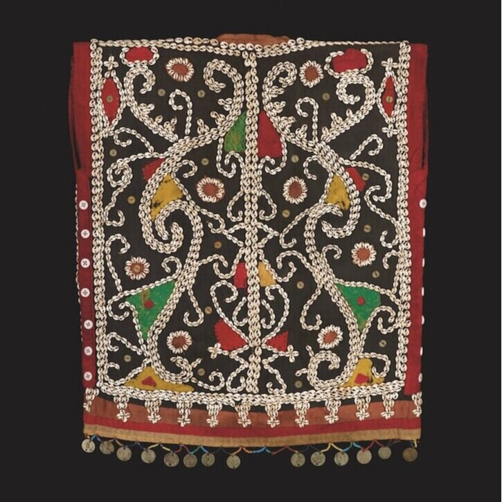 Cultural History In Focus Iban Beaded Costume By Michael Heppell Art Of The Ancestors Island Southeast Asia Oceania And Global Tribal Art News