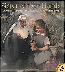 Sister Annes Hands