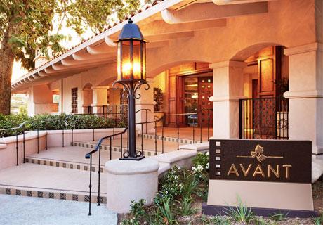 Avant Restaurant at Rancho Bernardo Inn - San Diego, CA