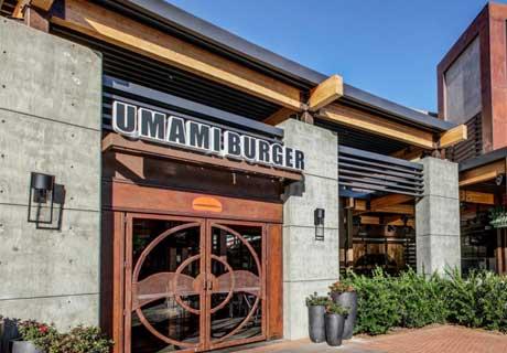 Improv/Umami Burger - Irvine, CA