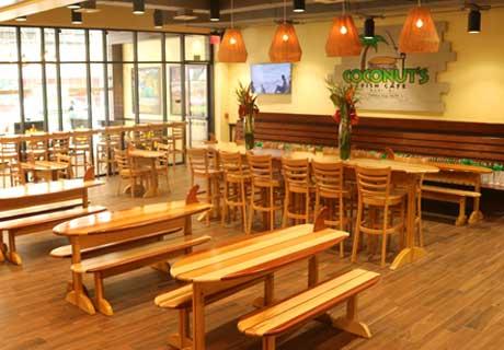 Coconut's Fish Cafe - Los Angeles, CA