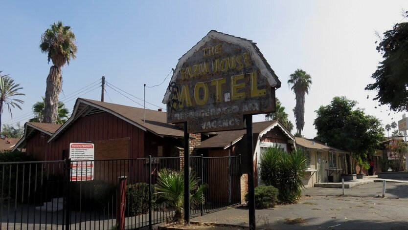 Farmhouse Collective - Riverside, California