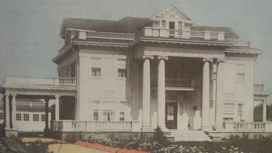 Rives Mansion - Downey, California